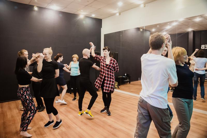 Сальса и Бачата в Школе Танцев в Озерках