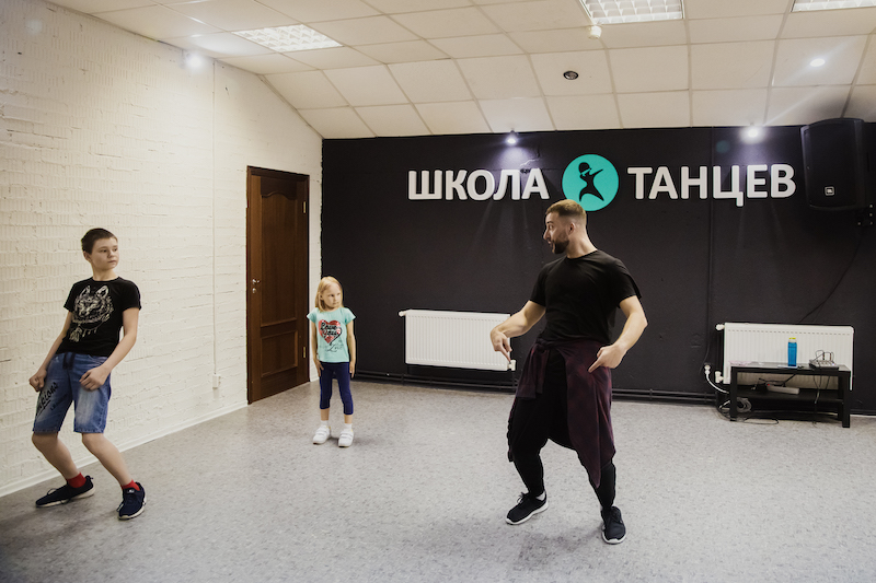 Школа Танцев в Озерках | Занятия по хип-хопу