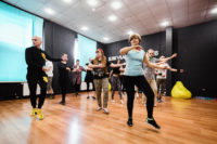Dancehall бесплатный пробный урок в танцевальной студии Школа Танцев