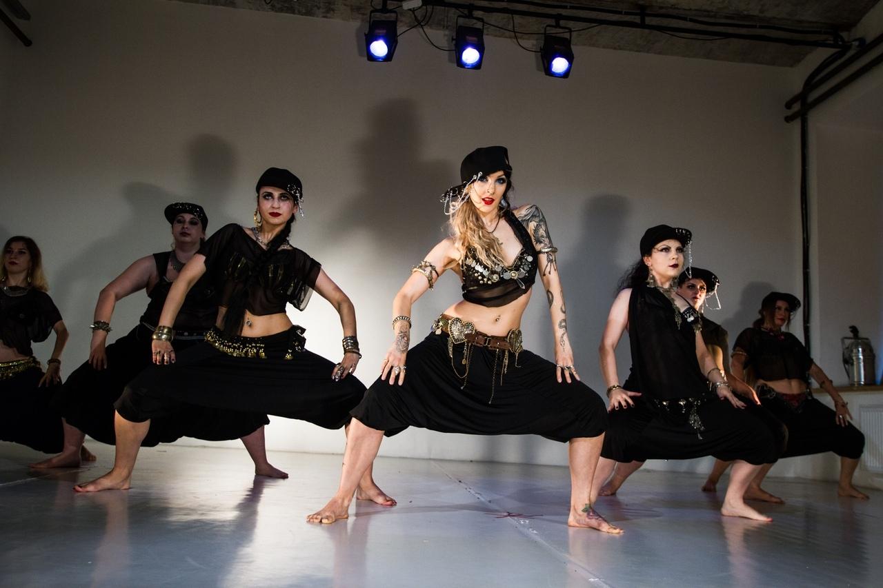 tribal fusion belly dance в Школе Танцев занятия